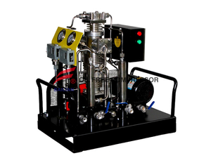 High Quality Oil Free Special Gas N2O4 Dinitrogen Tetroxide Compressor