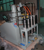 high pressure oil free argon gas compressor in car