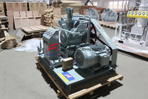 universal recycle nitrogen air compressor for cylinder filling