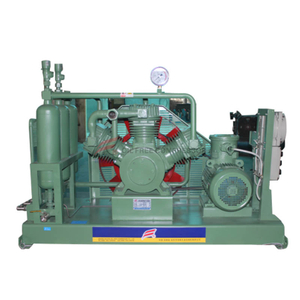 Steel Factory Use Oil Free Hydrogen Compressor W Type