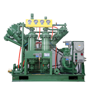 Steel Factory Use Oil Free Hydrogen Compressor V Type