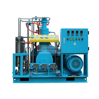 20m3 Bottle for Cylinder Filling Oxygen Compressor Plant
