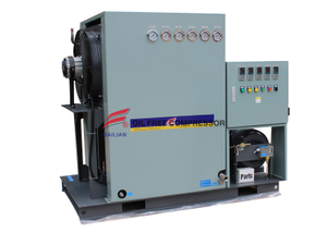 Screw Nitrogen Blast Compressor for Cylinder Filling